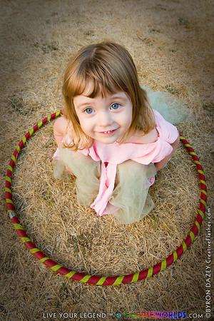 Little Angels by Byron Dazey