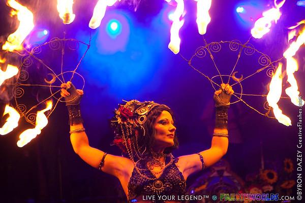 Fire Dance by Byron Dazey