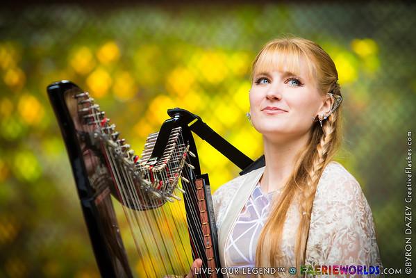 The Harp Twins