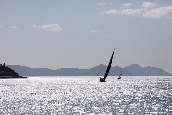 Sailing - Audi Hamilton Island race week 2015