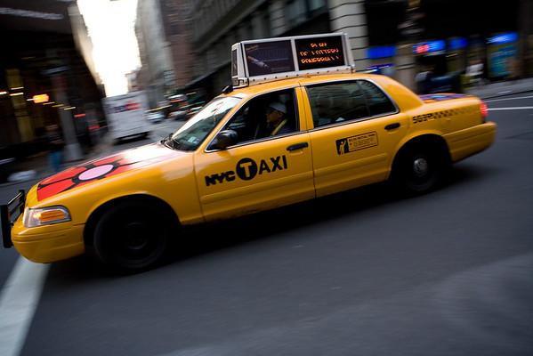 NYC Taxi Logos
