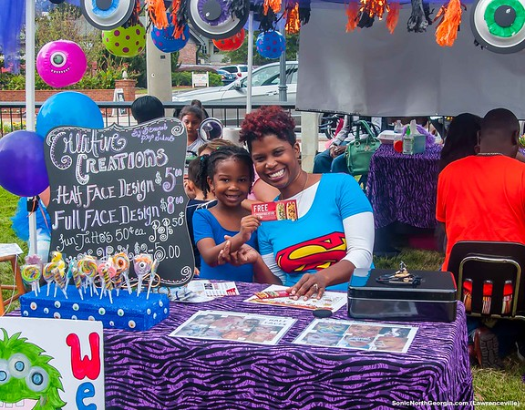 Fair on the Square Lawrenceville Oct 2017