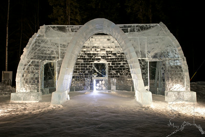 This was not a good year for the ICE. The unusual warm weather we had over the winter melted a lot of the ice. So some of the sculptures are broken and melted down.  It was still a good show. If you are in Alaska in February and March you should go to Fairbanks to see this.