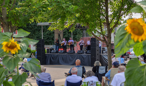 The Fairborn Bluegrass and Brew Festival 2021