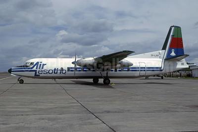 Air Lesotho Fairchild-Hiller FH-227B 7P-LAH (msn 553) MSU (Bruce Drum Collection). Image: 954806.