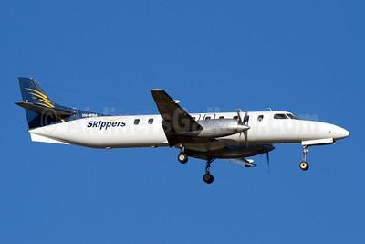 Skippers Aviation Fairchild Swearingen SA227TC Metro 23 VH-WBA (msn DC-883B) PER (Micheil Keegan). Image: 908543.