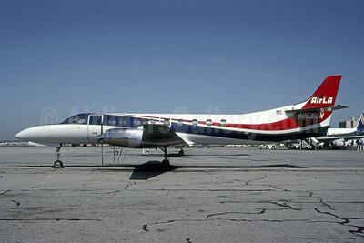 Air LA Fairchild Swearingen SA-227AC Metro III N165SW (msn AC-514) LAX (Bruce Drum Collection). Image: 951563.