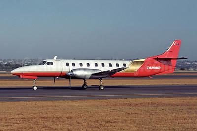 Tamair Fairchild Swearingen SA227AC Metro III VH-NEJ (msn AC-629B) SYD (Rob Finlayson). Image: 951774.