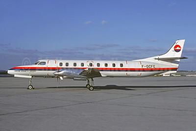 Compagnie Aerienne du Languedoc Swearingen SA226TC Metro II F-GCFE (msn TC-301) LBG (Christian Volpati). Image: 920308.
