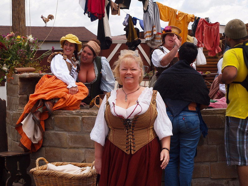 The washing place at the Ren Faire - 23 May 2010