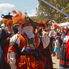 Procession at the Ren Faire - 23 May 2010
