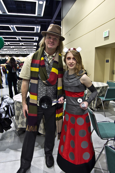 Emerald City ComicCon 2013