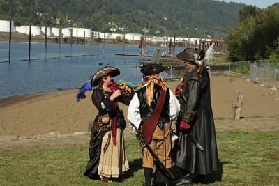 Portland Pirate Festival 2009