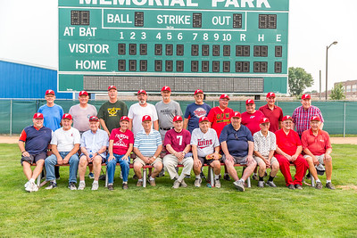 Fairfax Old Timers Game-824