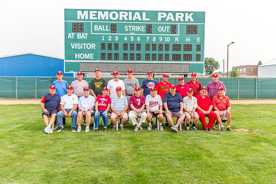 Fairfax Old Timers Game-825