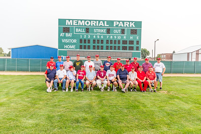 Fairfax Old Timers Game-831