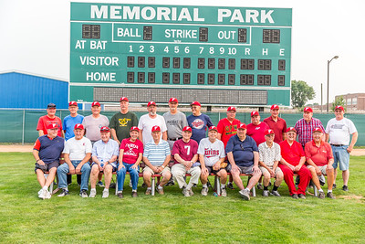 Fairfax Old Timers Game-832