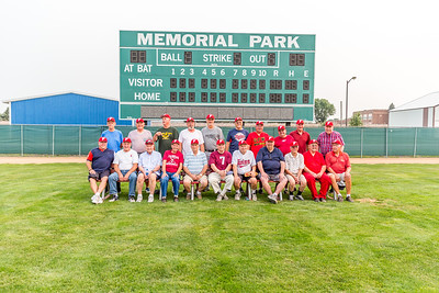 Fairfax Old Timers Game-820