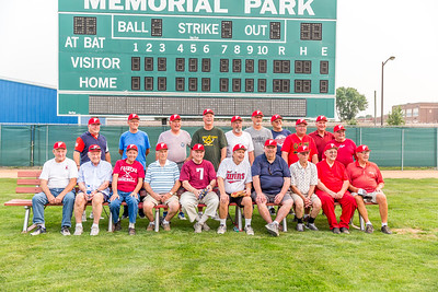 Fairfax Old Timers Game-814