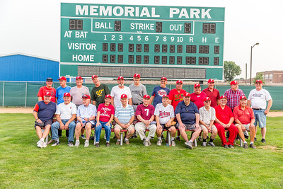 Fairfax Old Timers Game-827