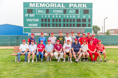 Fairfax Old Timers Game-806