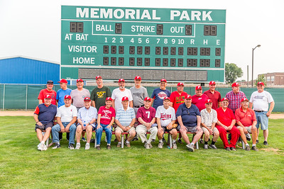 Fairfax Old Timers Game-828