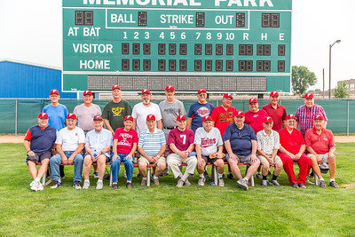 Fairfax Old Timers Game-821