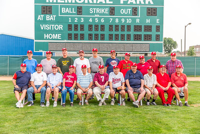 Fairfax Old Timers Game-822