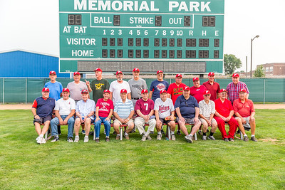 Fairfax Old Timers Game-818