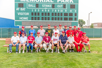 Fairfax Old Timers Game-813