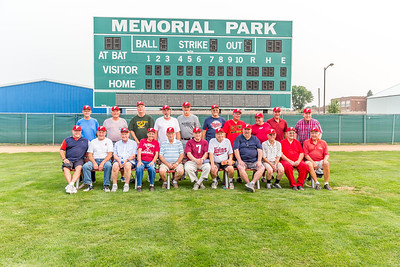 Fairfax Old Timers Game-826