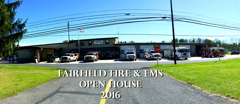 Fairfield Fire Open House 2016