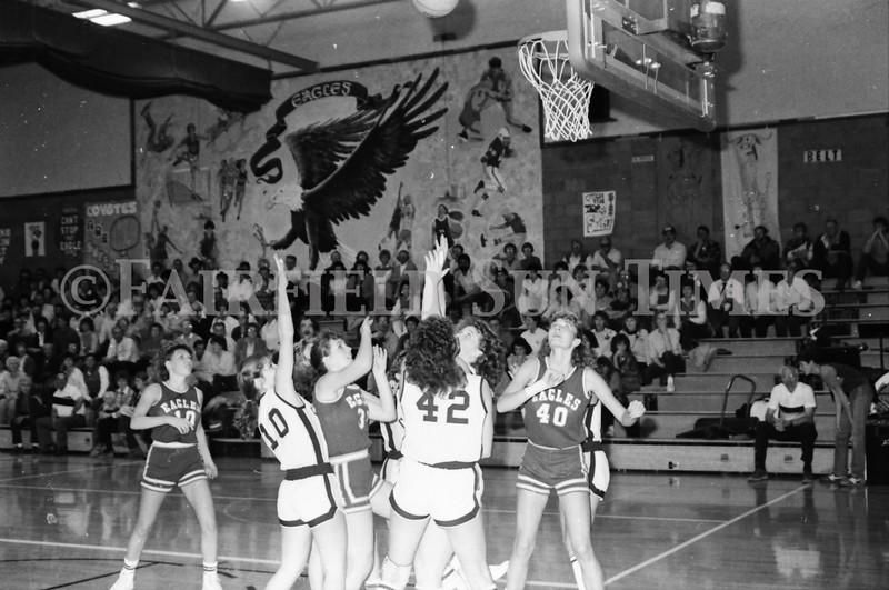 1985 11 14 FF Sun Times Dist 6 Girls BB tourney Eages v Chesgter, Choteau, Simms_20160820_0183