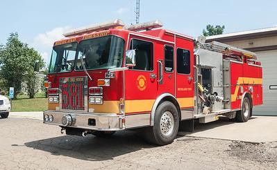 Richland Twp Fire Dept ER-581