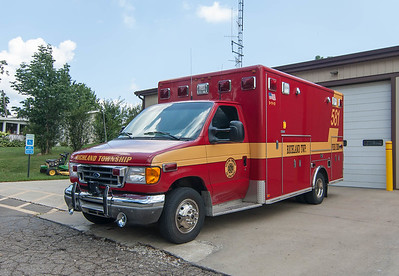 Richland Twp Fire Dept M-581