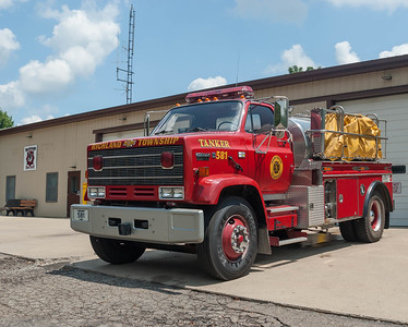 Richland Twp Fire Dept T-581