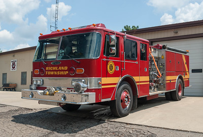 Richland Twp Fire Dept E-582
