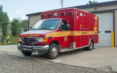 Richland Twp Fire Dept M-581