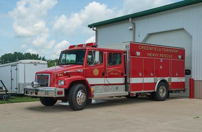 Greenfield Twp Fire Dept R-561