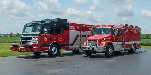 Greenfield Twp Fire Dept ER-561 & Greenfield Twp Fire Dept R-561