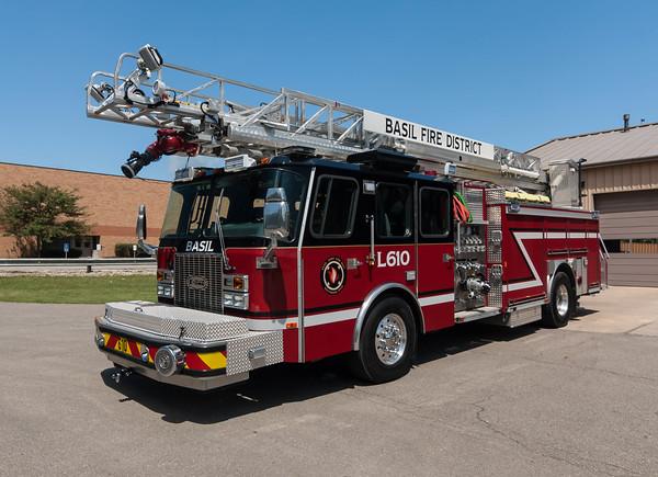 Basil Jnt Fire District L-610