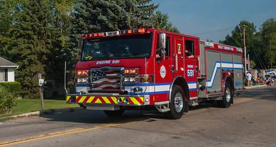 Violet Twp Fire Dept E-591