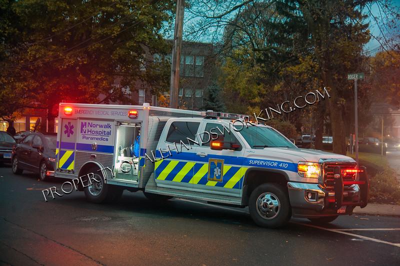 Norwalk Hospital EMS Supervisor