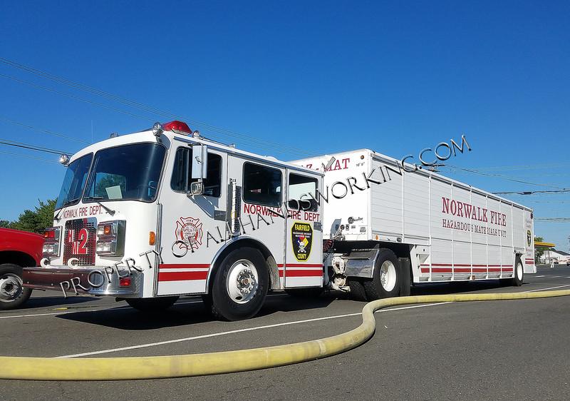 Norwalk Fire Department Hazmat 2