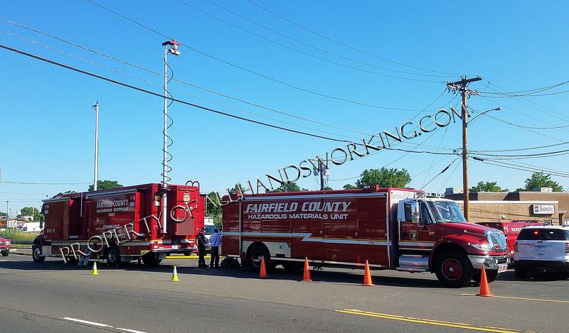 Fairfield County Hazmat Unit