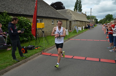 Fairford 10K 2017 - Finish