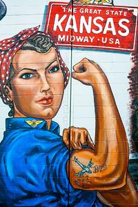 B-29 Worker Mural Wichita KS_2848
