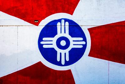 Flag Mural Wichita KS_2790