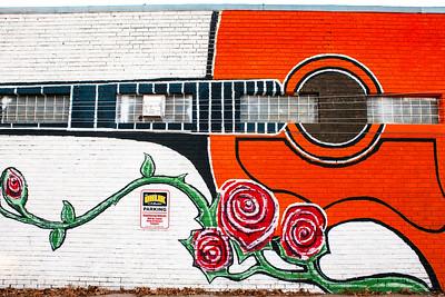 Guitar Mural Phil Uhlik Music Wichita KS_2862