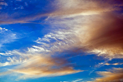 Late Afternoon Cloudscape Over Mobile Bay Fairhope AL_2510